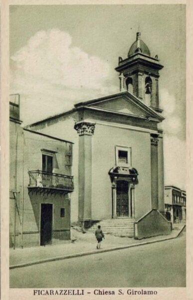 Ficarazzi: Parrocchia di San Girolamo a Ficarazzelli (secc. XVII-XIX)