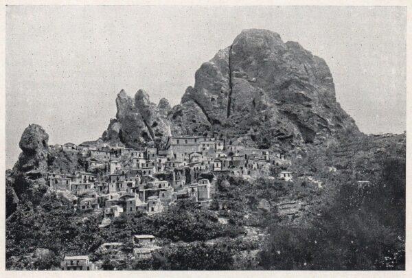 Panorama di Pentedattilo