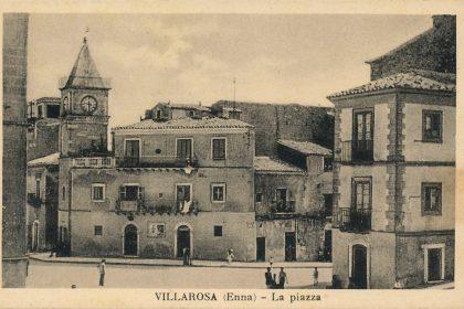 Villarosa - Orologio Municipale